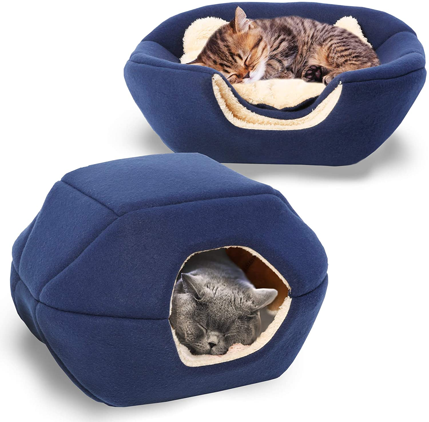 10 Best Cat Caves 2021(Reviewed By Cats)